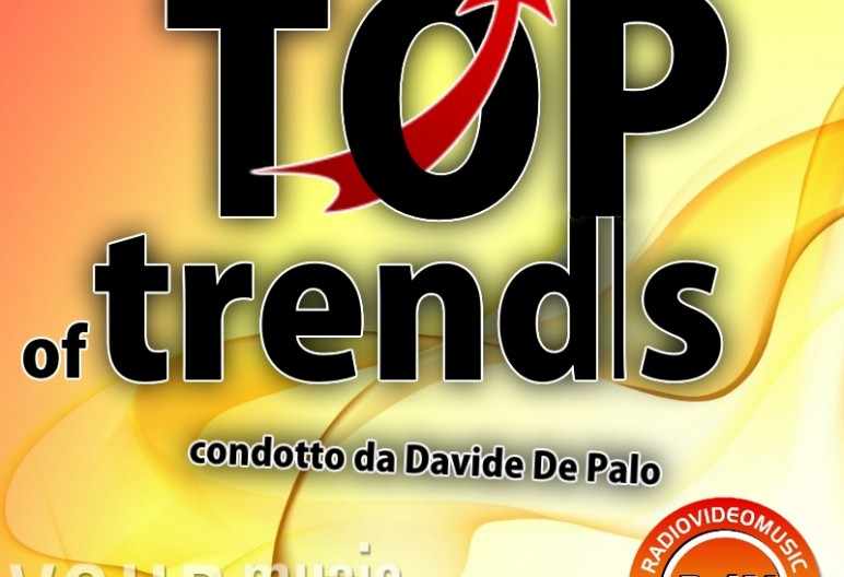 Top of Trends condotto da Davide De Palo su Radio Video Music