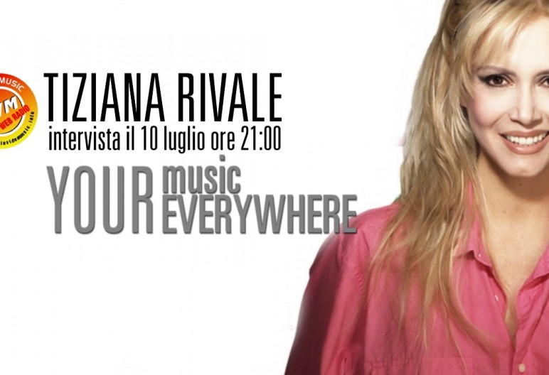 TIZIANA RIVALE - PIU FORTE - RADIO VIDEO MUSIC