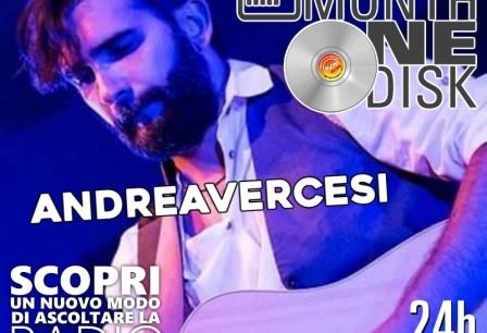 One Month One Disk -AndreaVercesi- 03-07-2017