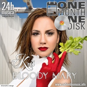 One Month One Disk -KRIS- Bloody Mary