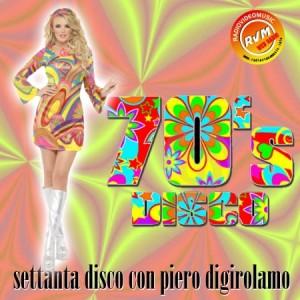 Settanta Disco_2017 con Piero digirolamo su Radio Video Music