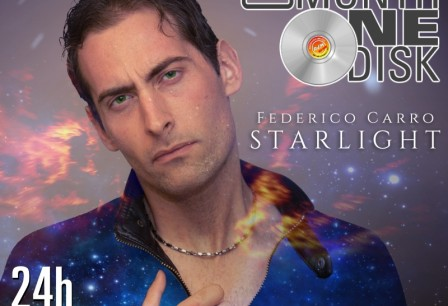 One Month One Disk -Federico Carro- 21-09-2017