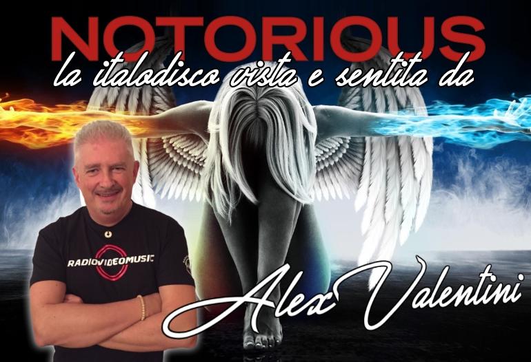 NOTORIUS : la italodisco vista e sentita da Alex Valentini