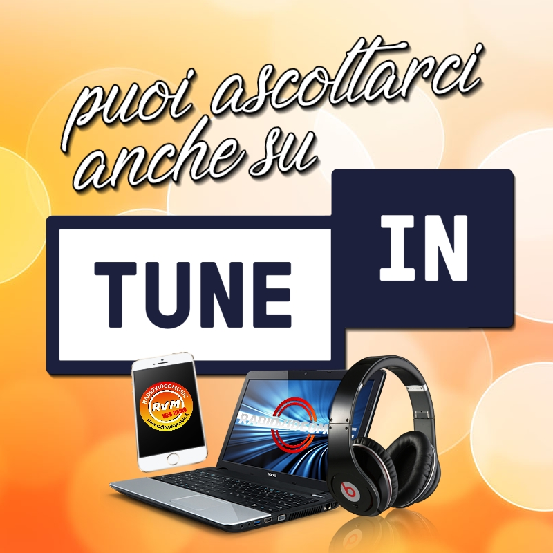 RADIO VIDEO MUSIC su TUNEIN