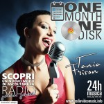 One Month One Disk -TaniaFrison- 01-06-2017